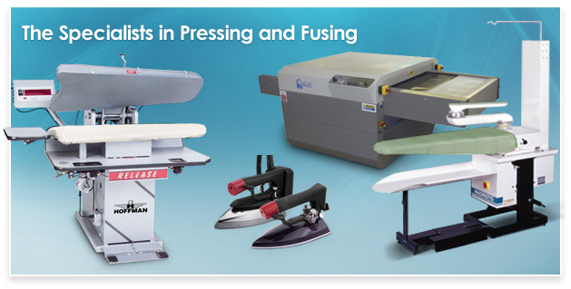 The Specialists in Pressing and Fusing